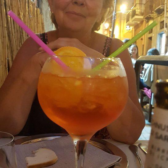 Salute. Cagliari Brigitte.
