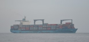 Maersk Newbury - Gibraltar 2020