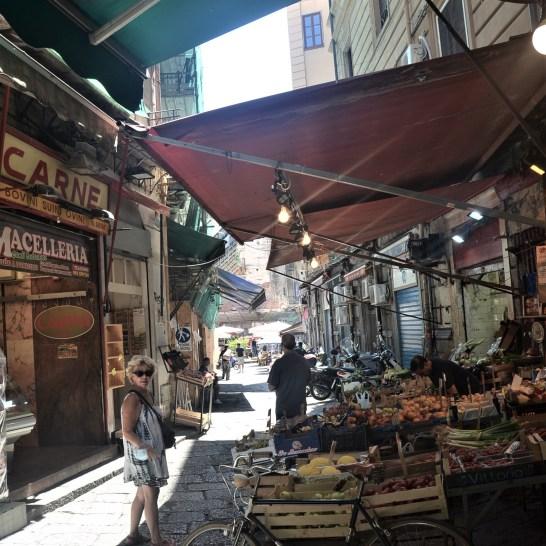 La Vucciria Sicile - Palerme