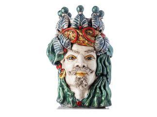 Sicile - Tête de Maure