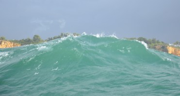 Arrivée sur Portimao 18 sept 2020