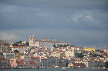 Lisbonne - Le monastère Sao Vicente de Fora