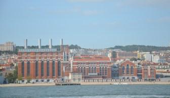 Lisbonne - Le musée d'art, architecture et technologie.