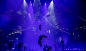 La Perle theatre three