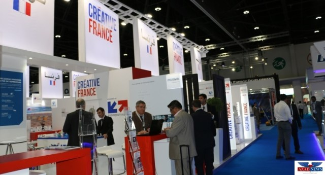 Quality French presence at the ADIPEC show Abu Dhabi, November 13–16, 2017