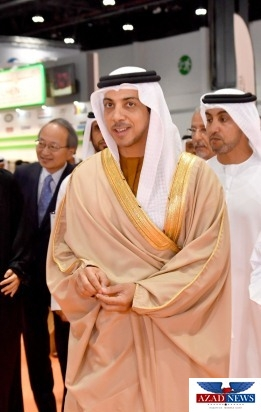 HH Mansour Bin Zayed Opens SIAL 2017