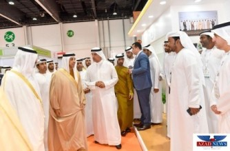 HH Mansour Bin Zayed Opens SIAL ME 2017