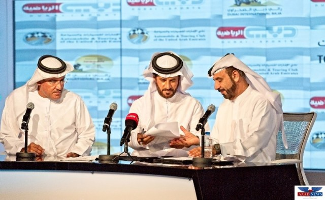 DUBAI SPORTS CHANNEL TEAMS UP WITH ATCUAE TO POWER WORLD CUP RALLY
