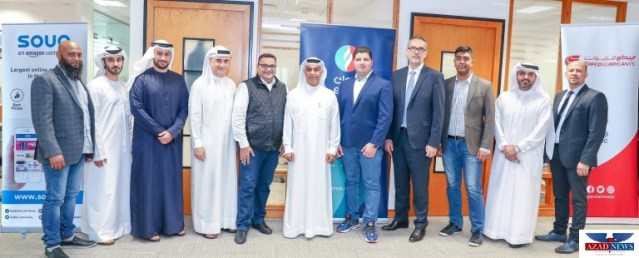 EPPCO Lubricants signs agreement with Souq.com  for online sale of lubricants