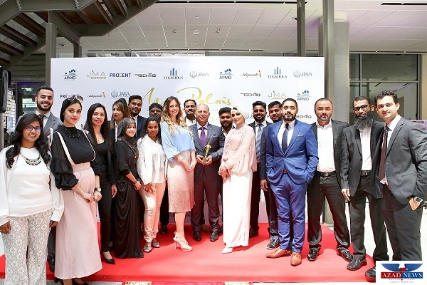 """A Successful Grand Opening of the Leading Interior Design Firm  """"MON PALAIS"""""""