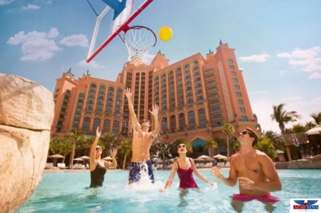 ATLANTIS, THE PALM LAUNCHES THE ULTIMATE POOL DAY PASS WITH 'SUMMER POOL SESSIONS @ ATLANTIS'