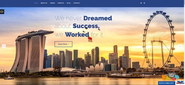 ACHI Is Here for All Your Business Needs in Singapore!