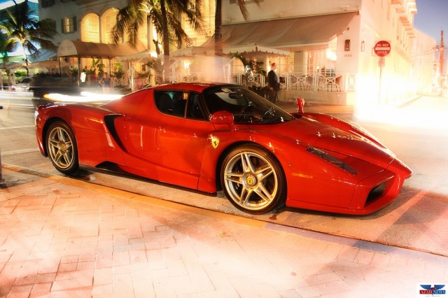 A Qatari got the Limited Ferrari Enzo for record-price of $10m in a private auction