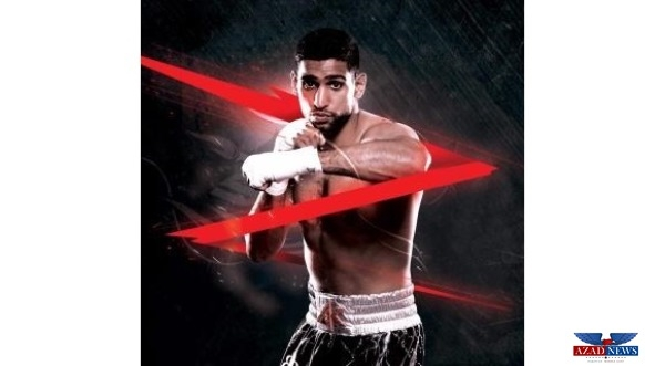 Seconds out - Amir Khan wins Cryptech backing for new welterweight bid