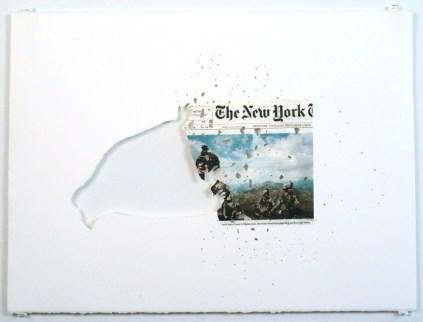 Newspaper Montage Afghanistan
