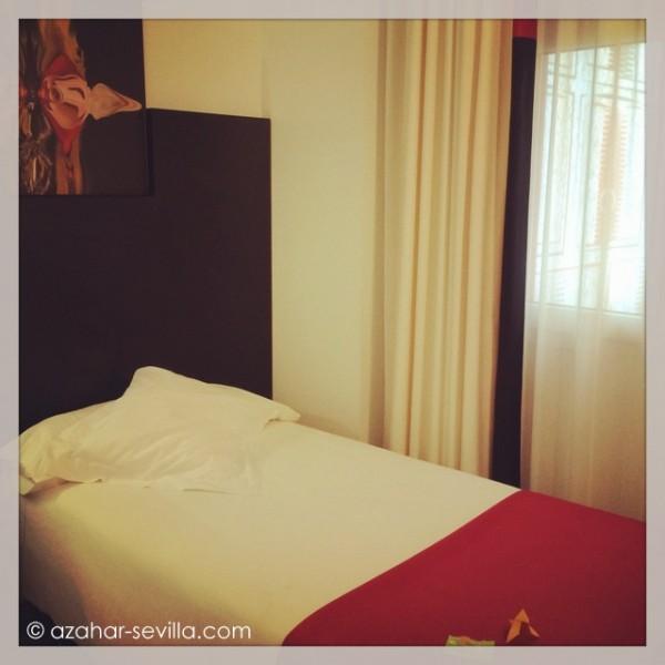 hotel del pintor room