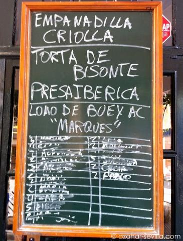 coloniales 1 chalkboard
