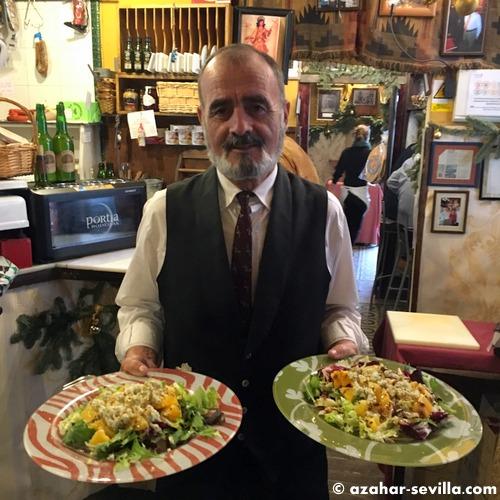 san lorenzo winter salad