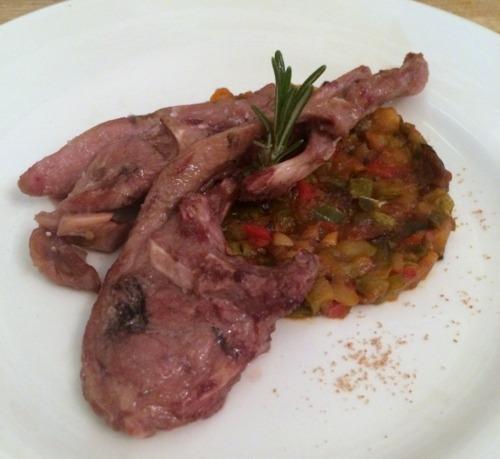 sahumo lamb chops
