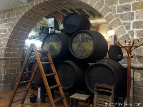la manzanilla barrels