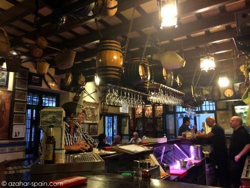 guerrita bar