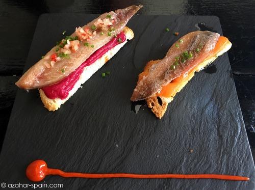 atuvera sardina anchoa
