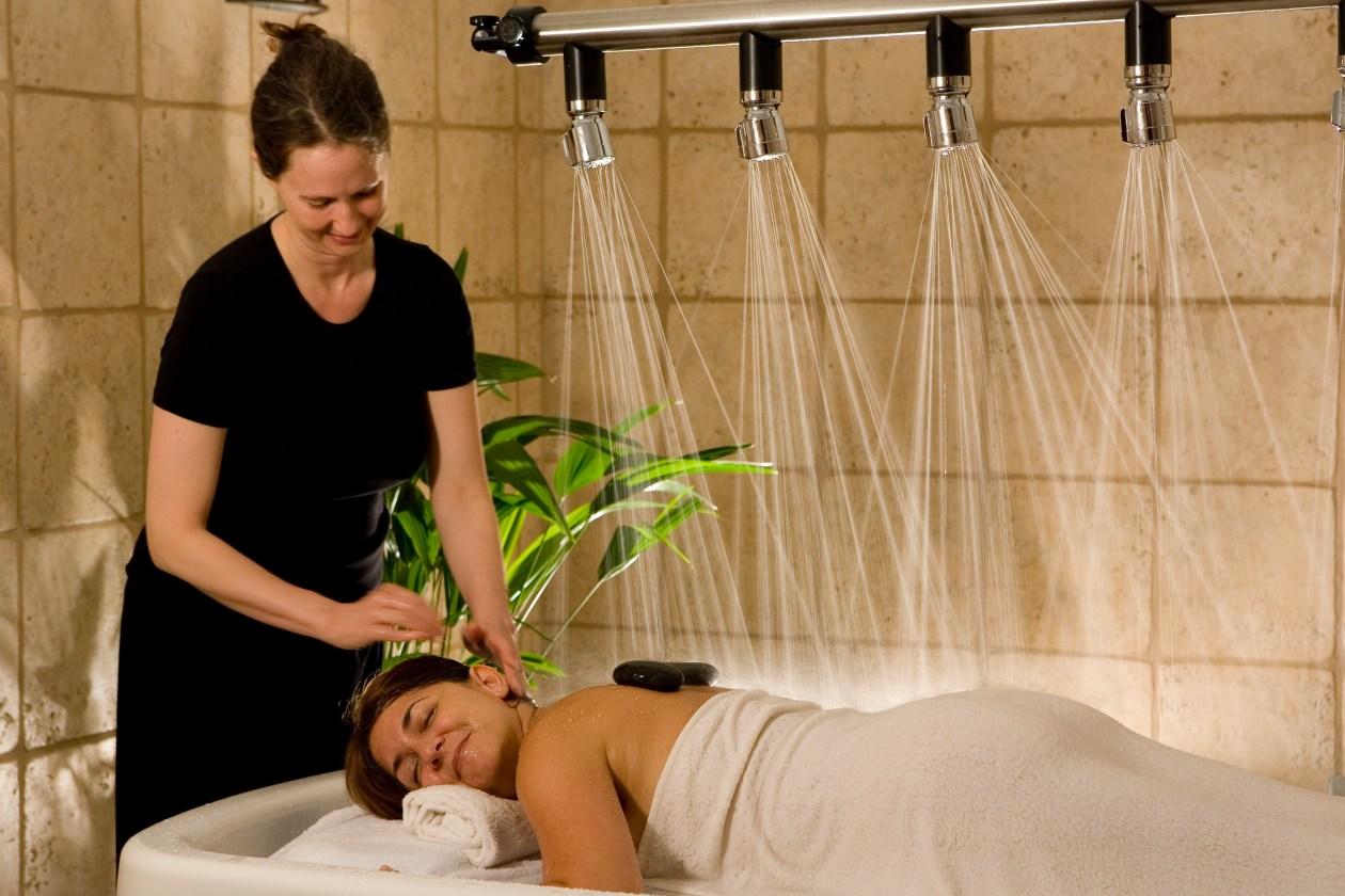 Nude massage san antonio