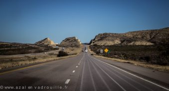 On the Road, Texas
