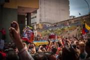 Funeral de Chávez