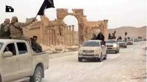 تدمر، داعش