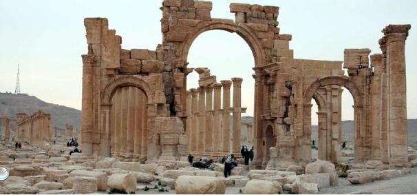 معبد شميل، تدمر، داعش 8-24-2015 8-09-18 PM.bmp