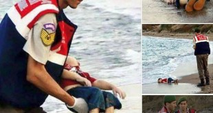 طفل سوري غريق، بحر إيجة