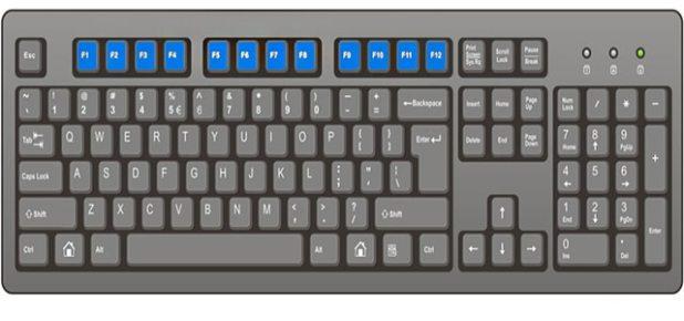 تعرف على وظائف أزرار F في لوحة المفاتيح والتي يجهل أهميتها
