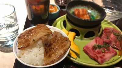 朝日庵豚肉