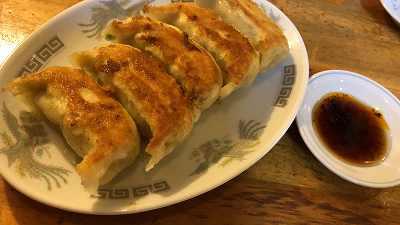 鳳凰・餃子