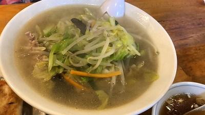 二代目鳳凰・タン麺