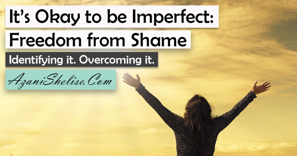 Shame and Condemnation - Title graphic