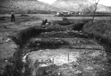 1936 Gila Pueblo Excavation