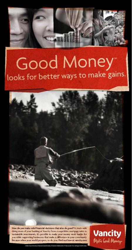Good Money Poster