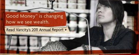 Vancity 2011 Annual Report