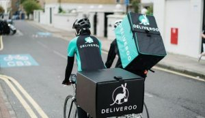 amazon invests in deliveroo