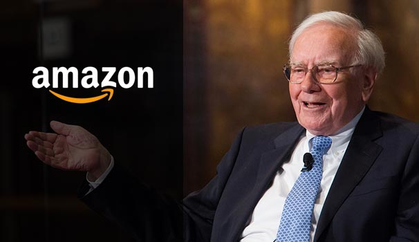 amazon warren buffett
