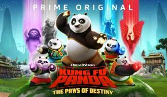 Kung Fu Panda (The Paws of Destiny) - Amazon Prime Original