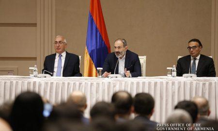 Ղազախստանի հայ համայնքի ներկայացուցիչների հարցերը Փաշինյանին
