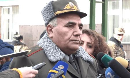 Նորակոչիկներին արդեն թույլատրվում է բջջային հեռախոս ունենալ․ Հայաստանի գլխավոր զինկոմ