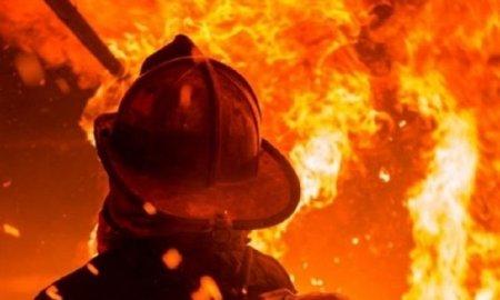 Հրդեհ Սյունիքում. տան տանիքն ամբողջությամբ այրվել է