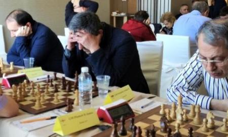 Հայաստանի թիմը 9 միավորով գտնվում է 2-րդ հորիզոնականում