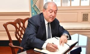 Արմեն Սարգսյանը ստորագրել է Ազգային ժողովի ընդունած մի շարք օրենքներ