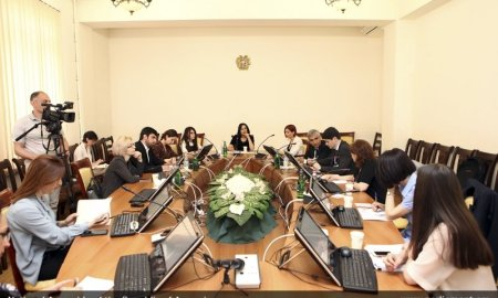 Քննարկվել են ՀԿ-ների գործունեության կանոնակարգմանը վերաբերող խնդիրներ