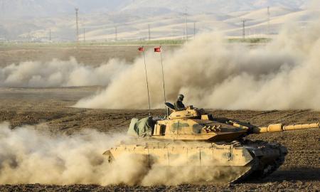 Թուրքերը ռազմական գործողություն են իրականացնում Իրաքի հյուսիսում